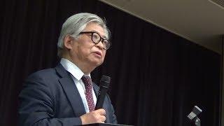 20170619 UPLAN 保阪正康「安倍政治を終わらせよう」6.19院内集会