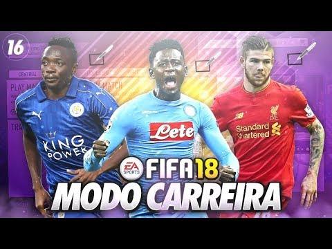 QUEM VAMOS CONTRATAR  ??? MUITAS NEGOCIAÇÕES !!! FIFA 18  MODO CARREIRA #16 WATFORD