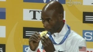Bernard Lagat three time 3000m Indoor Champ - from Universal Sports