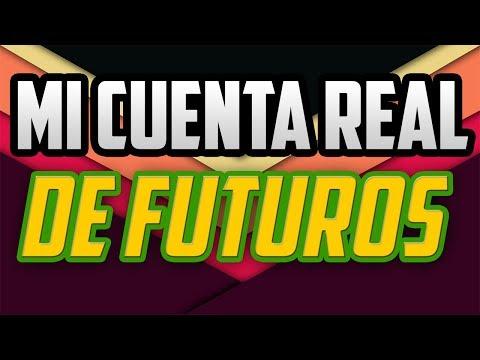 🤑 Mi Cuenta Real De Futuros En NinjaTrader 🤑
