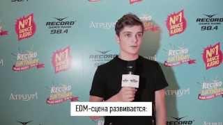 Martin Garrix: о Москве, творческих планах и EDM в России | Radio Record