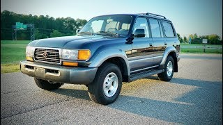 DAVIS AUTOSPORTS / LAND CRUISER 80 SERIES / FOR SALE / TONS OF NEW PARTS