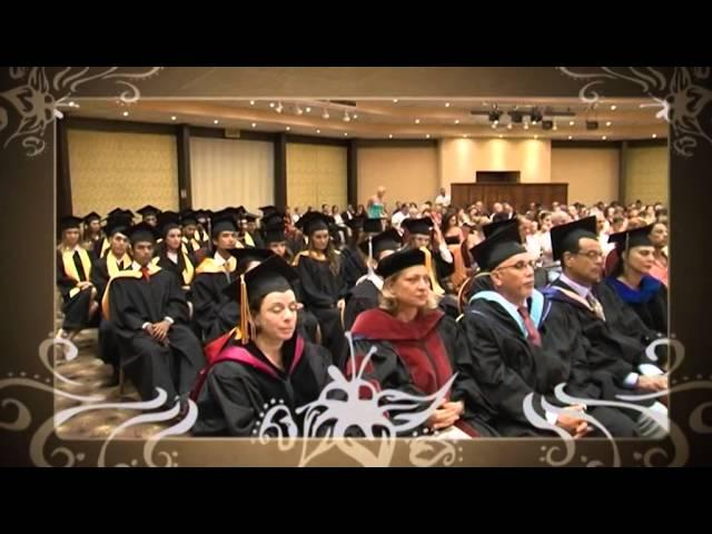 Intercollege Limassol Graduation 2013