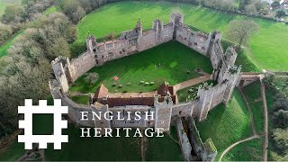 Postcard from Framlingham Castle, Suffolk | England Drone Footage