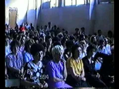 Последний звонок школа№179  г. Ереван. Часть-1. 1994 г.