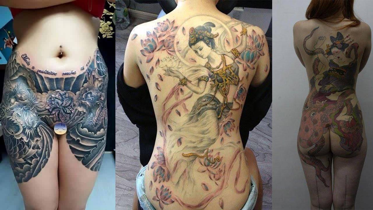 Best Tattoo In The World: Best Tattoos In The World HD 2018 Amazing Tattoo Design