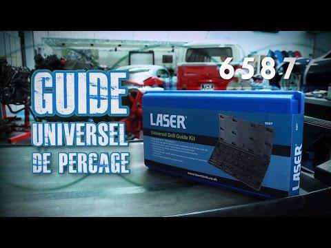 6587 | LaserTools Guide Universel de perçage M8 –M10