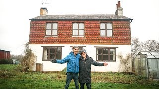 DAVE'S NEW HOUSE!!