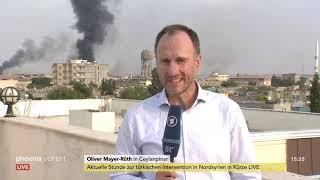 Raʾs al-ʿAin von YPG zurück erobert!? Widerstand gegen türkische Militärinvasion in Nordsyrien