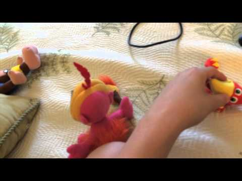Banjo Kazooie Plush Bloopers: The Vacation (Part ¼)