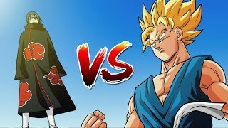 GOKU VS ITACHI