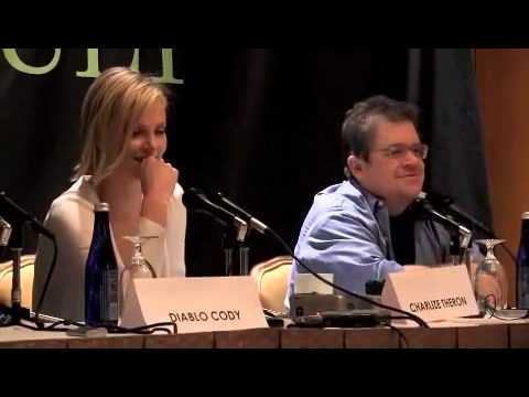 Young Adult Press Conference With Diablo Cody, Charlize Theron And Patton Oswalt