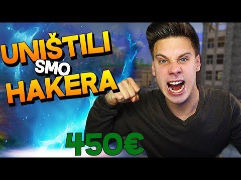 Uništili Smo Hakera Vratio 450 €
