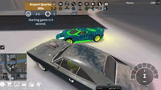 Making dom's charger (roblox vehicle simulator)