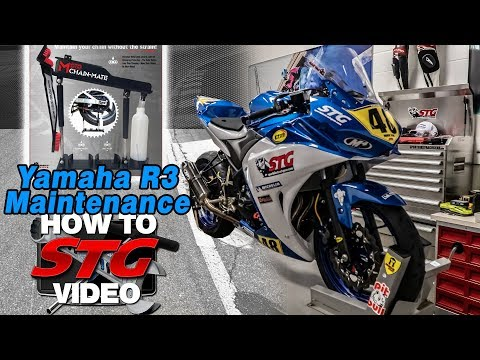Moto Chain-Mate Review | Chain Maintenance | Sportbike Track Gear