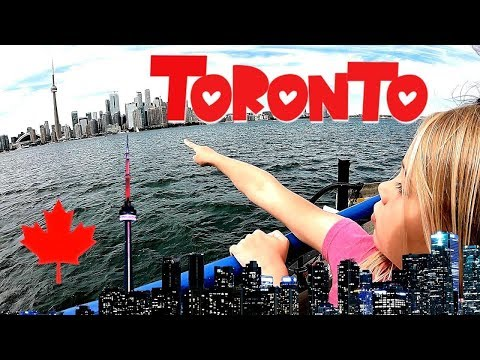 Toronto Centre Island Vlog / Casa Loma / Things To Do In Toronto / A Day In The Life/ Toronto Island