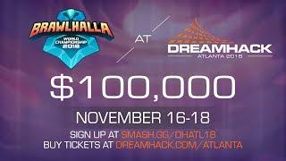 Brawlhalla World Championship 2018 Trailer