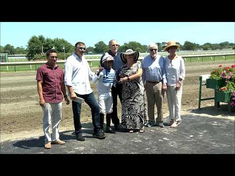 video thumbnail for MONMOUTH PARK 8-3-19 RACE 3