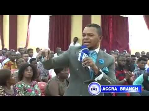 ANGEL OBINIM FAST PROPHECY TIME AND DELIVERANCE AT ACCRA