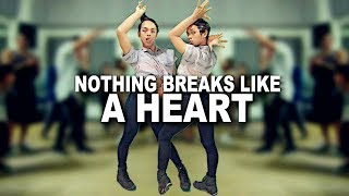 Nothing Breaks Like a Heart - Mark Ronson ft. Miley Cyrus | ZD-EBI Choreography & UQN Dance Studio Video