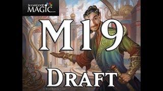 M19 Core Set 2019 Draft #4 - Match 3