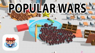 POPULAR WARS | FIRST GAMEPLAY + FIRST HIGHSCORES