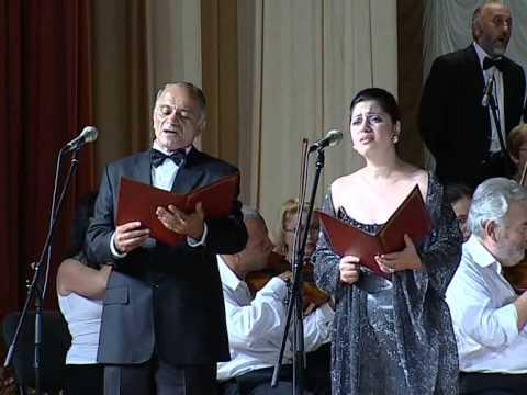 Сашьцэа (переложение для хора и оркестра Вячеслава Айба)