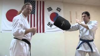 How to Do a Back Fist | Taekwondo