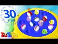 TuTiTu Specials | Fishing Game | Play Time | 30 Minutes Special