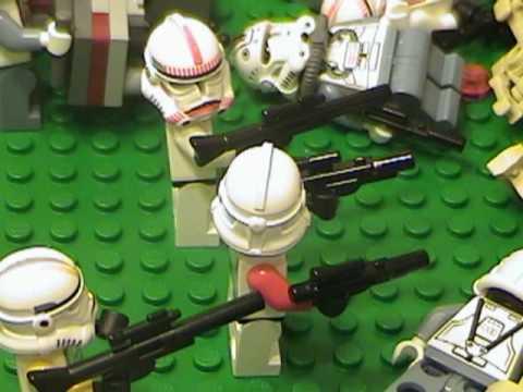 Lego Clone Wars 501st Legion IV