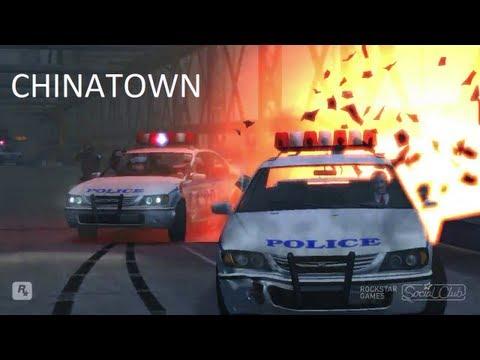 GTA 4 Epic Action Scene