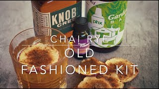Chai Rye Old Fashioned Kit