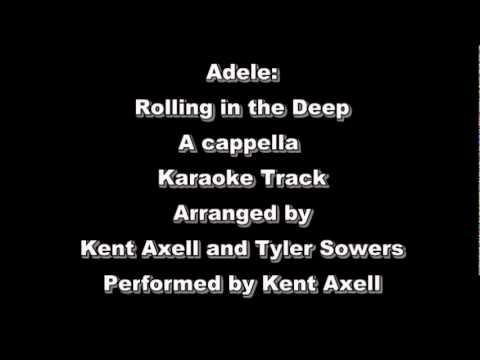 'Rolling in the Deep' acapella Karaoke Track!