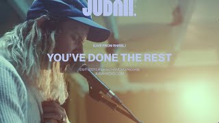 JUDAH. - You've Done The Rest (Live from RHRSL)