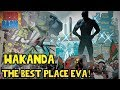 What is Wakanda? History of Wakanda - Home of Black Panther and Vibranium