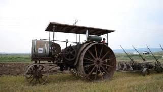 Aultman Taylor 30-60 Plowing