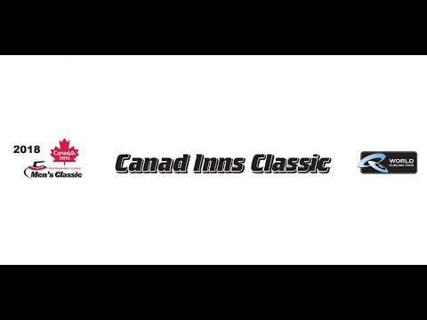 World Curling Tour, Canad Inns Men's Classic 2018, Day 3, Quarter Final