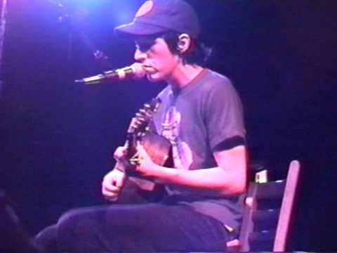 ELLIOTT SMITH  Angeles  Coming Up Roses - Gibson's Tempe, Az 1996