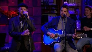 Nick Schilder en Matt Simons - Give Me Back My Holiday - RTL LATE NIGHT