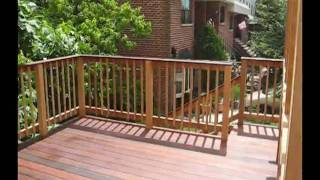Backyard Ipe Deck...windsor Terrace, Brooklyn