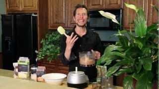 Coconut Cacao Cookie Dough Balls: Vegan Raw Food Recipe