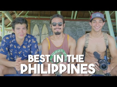 Best Kept Secret in the Philippines (Surfing in Siargao Isla