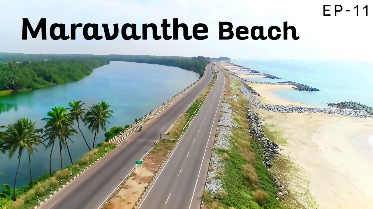 Download EP 11 Kundapur to Gokarna Beach | Mangalore Tile factory visit, Marvanthe beach, Bhatkal