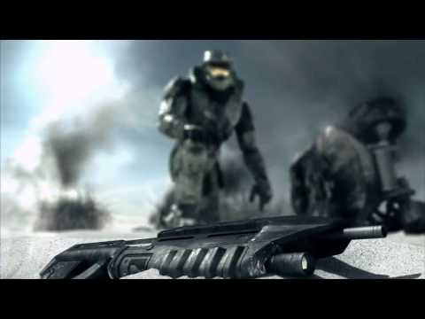 "Halo 3 CGI Trailer - ""Starry Night"" (Superbowl commercial) [HD]"