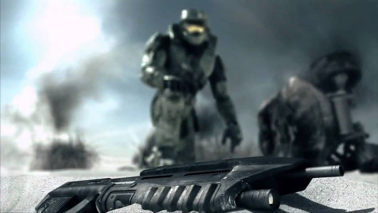 Halo 3 Cgi Trailer Starry Night Superbowl Commercial Hd