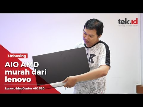 Unboxing Lenovo IdeaPad