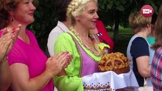 Праздник в Новодевятковичах (Слонимский район, 2017)