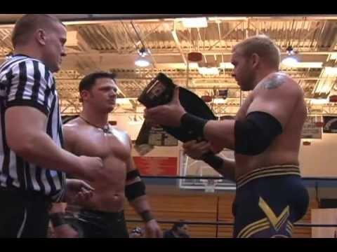 Christian Cage vs. AJ Styles (NWA Title Match)