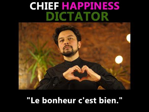 Chief Happiness Dictator - Karim Duval