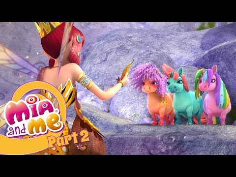 Ponycorns to the rescue! Part 2 - Mia and Me